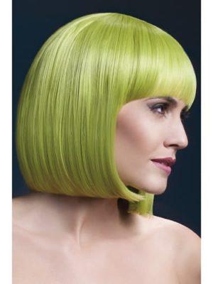 Fever Collection Elise Wig Pastel Green