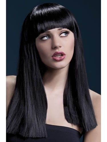 Fever Collection Alexia Wig Black