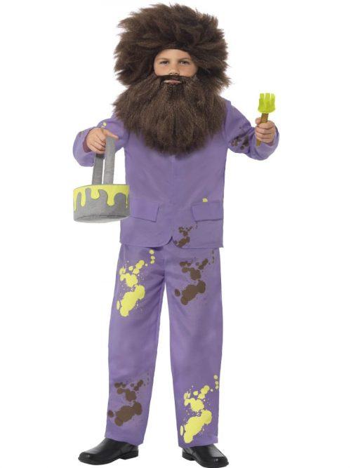 Roald Dahl Mr Twit Children's Fancy Dress Costume