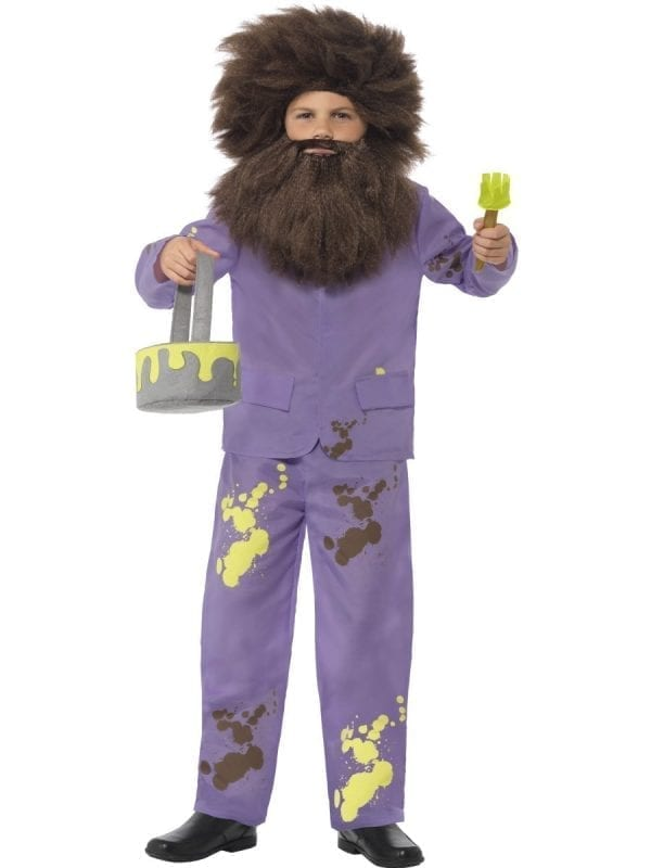 Roald Dahl Mr Twit Children's Fancy Dress Costume