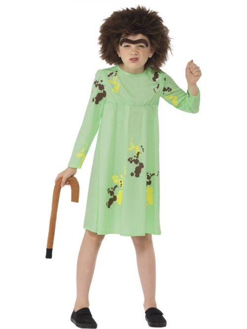 Roald Dahl Mrs Twit Children's Fancy Dress Costume