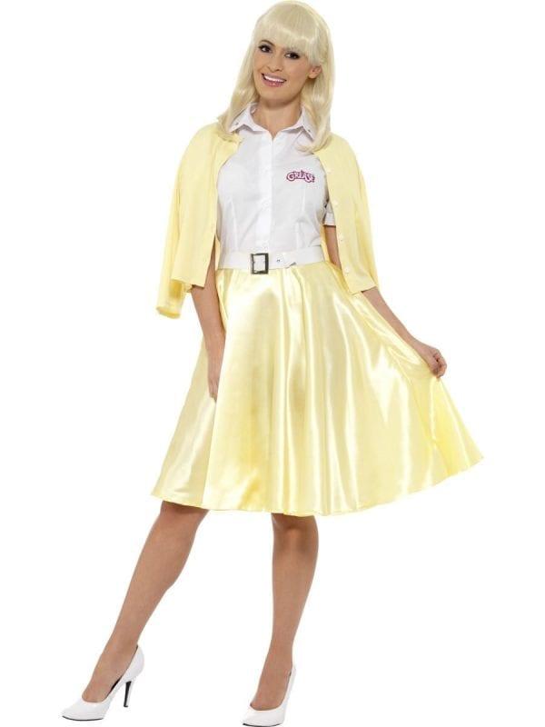 Grease Good Sandy Ladies Fancy Dress Costume