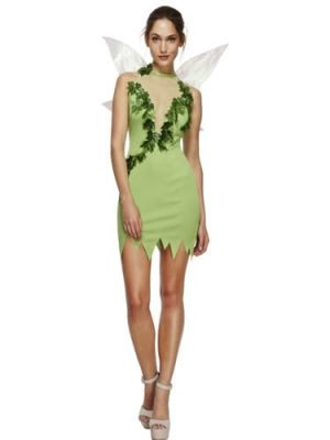 Fever Collection Magical Fairy Ladies Fancy Dress Costume