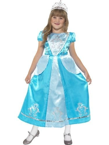 Rags to Riches Princess Children's Fancy Dress Costume