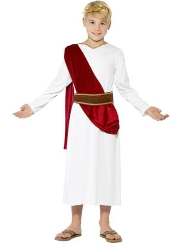 Roman Boy Children's Fancy Dress Costume