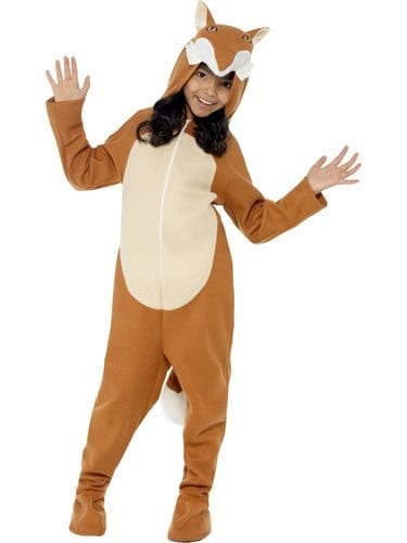 Fox Children's Animal Fancy Dress Costume