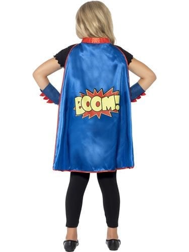 Super Hero Kit Children's Fancy Dress Costume