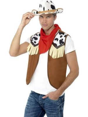 Instant Wild West Male Kit