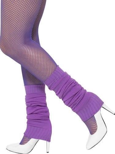Legwarmers Purple