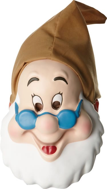 Disney's Seven Dwarfs Doc Eva Mask