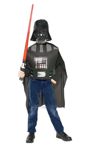 Star Wars Darth Vader Blister Kit Children's Fancy Dress Costume