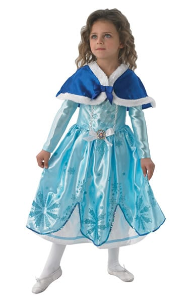 Disney's Winter Sofia the First Children's Fancy Dress Costume