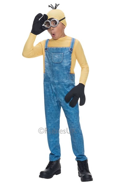 Despicable Me Minion Kevin Children's Fancy Dress Costume