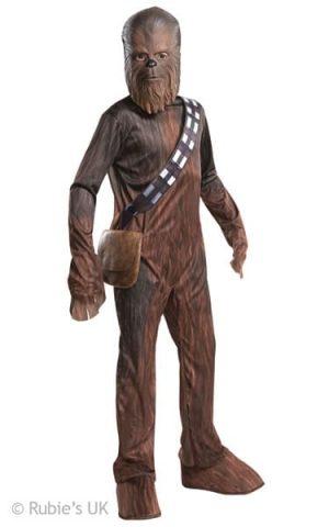 Star Wars Chewbacca Classic Children's Fancy Dress Costume