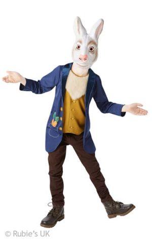 Mr Rabbit Children's Fancy Dress Costume