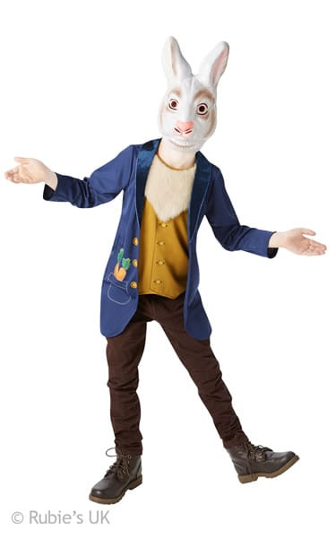 Mr Rabbit Children's Fancy Dress Costume
