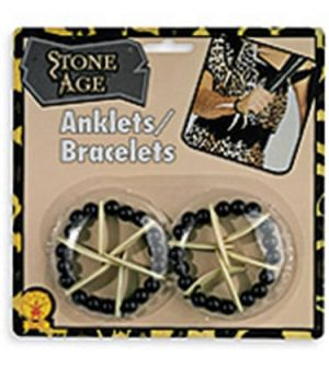Cavewoman Witch Doctor Bracelet/Anklets