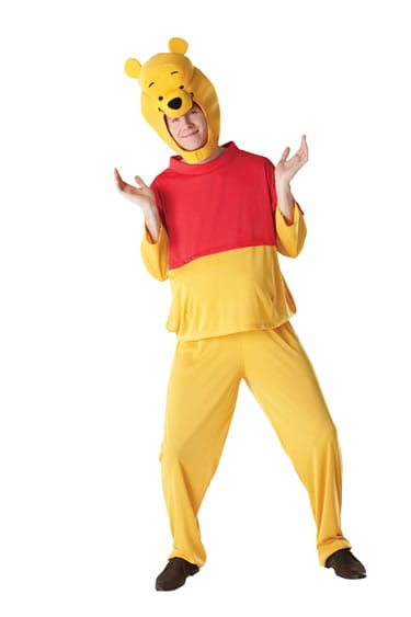 Disney's Winnie the Pooh Men's Fancy Dress Costume