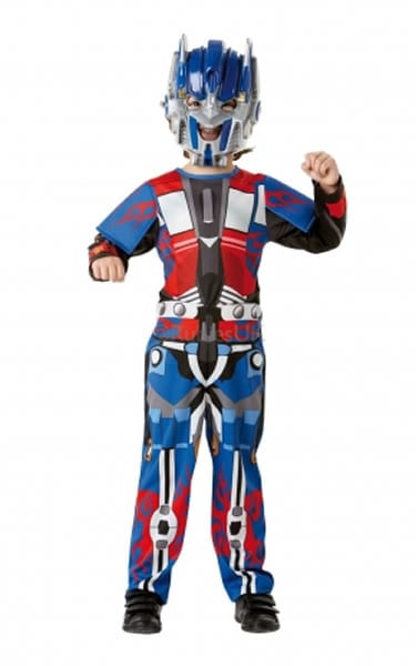 Transformer Optimus Prime Children's Fancy Dress Costume
