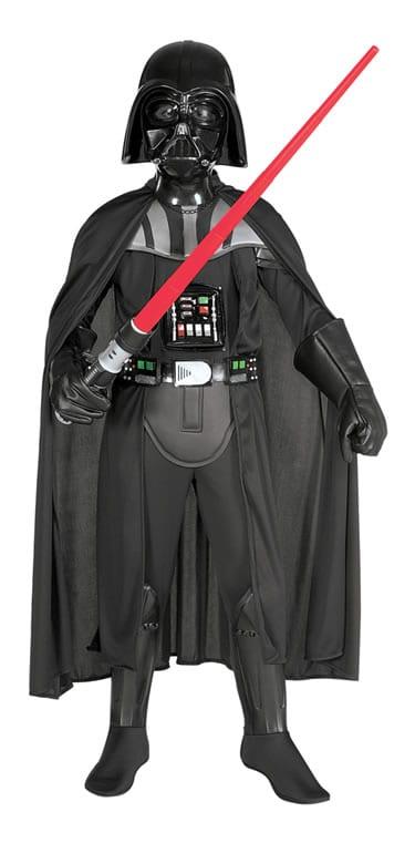Star Wars Deluxe Darth Vader Children's Fancy Dress Costume
