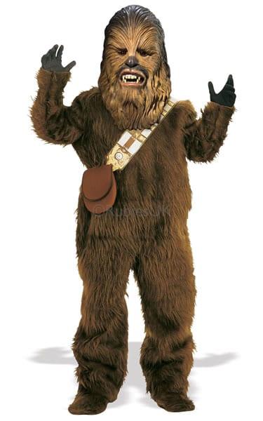 Star Wars Chewbacca Deluxe Children's Fancy Dress Costume