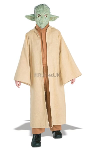 Star Wars Yoda Deluxe Children's Fancy Dress Costume