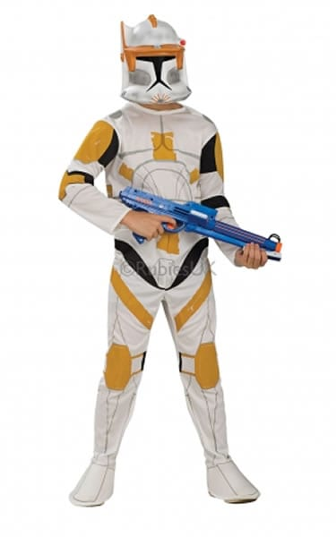 Star Wars Clonetrooper Cody Children's Fancy Dress Costume