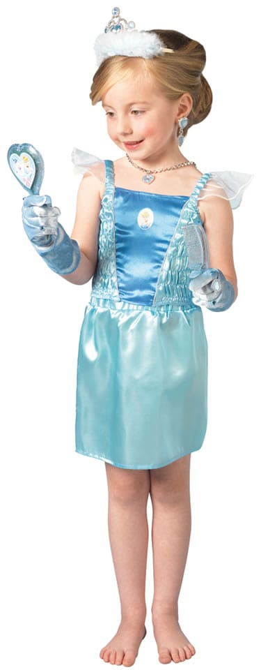 Disney's Cinderella Suit Carrier Costume Set