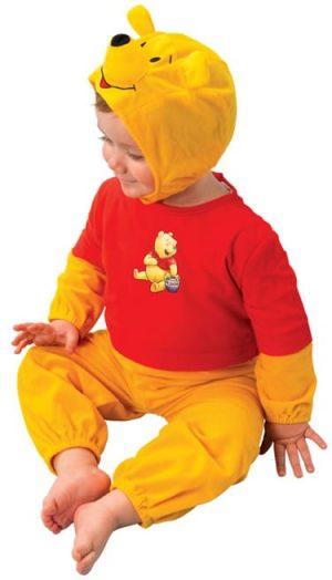 Disney's Winnie the Pooh Classic Childrens Fancy Dress Costume