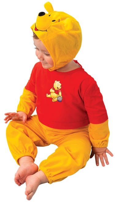 Disney's Winnie the Pooh Classic Childrens Fancy Dress Costume