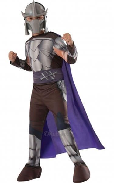 Teenage Mutant Ninja Turtle Shredder Children's Fancy Dress Costume
