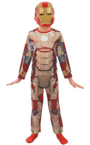 Marvel Avengers Iron Man 3 Children's Fancy Dress Costume