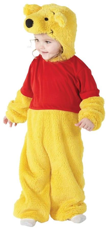 Disney's Winnie the Pooh Furry Childrens Fancy Dress Costume