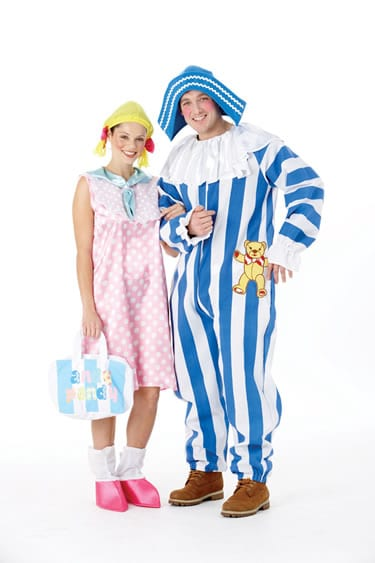 Andy Pandy's Looby Lou Ladies Fancy Dress Costume