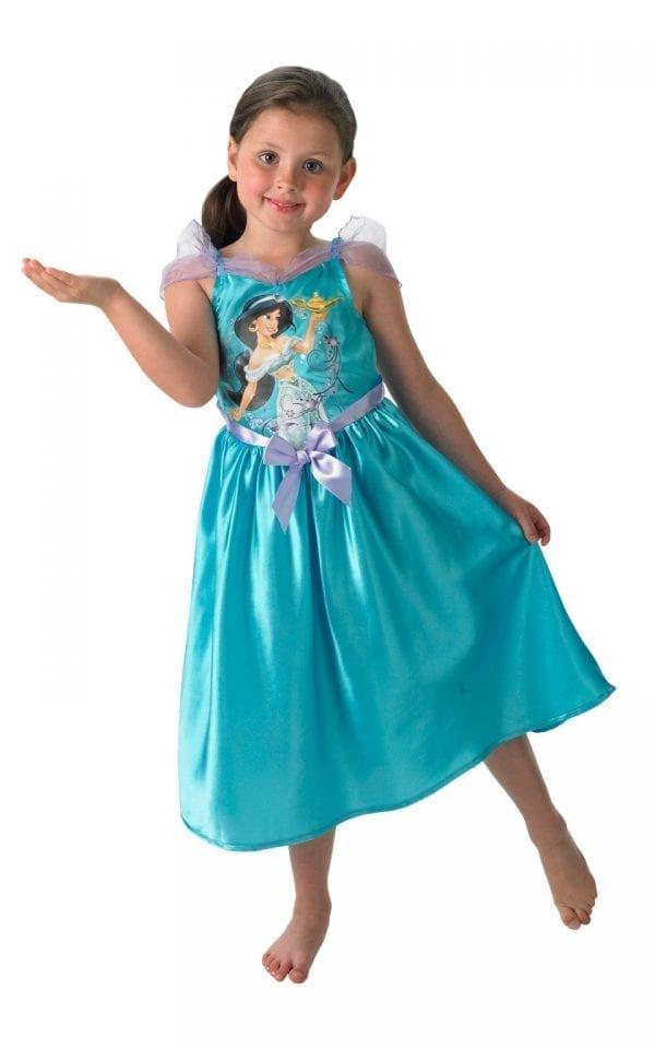 Disney's Storytime Jasmine Classic Children'S Fancy Dress Costume