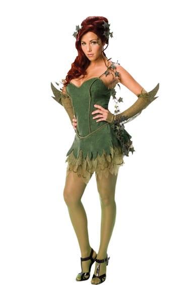 Secret Wishes Poison Ivy Ladies Super Hero Costume