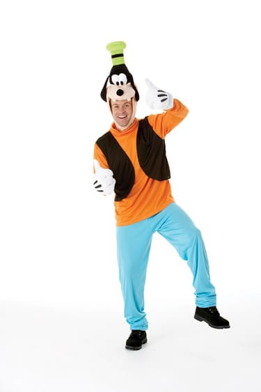 Disney's Goofy Men's Fancy Dress Costume