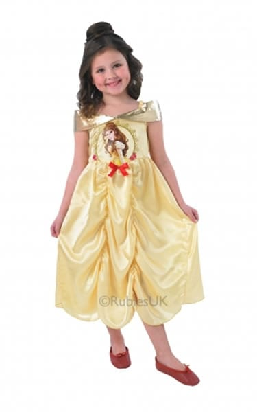 Disney's Storytime Belle Classic Children'S Fancy Dress Costume