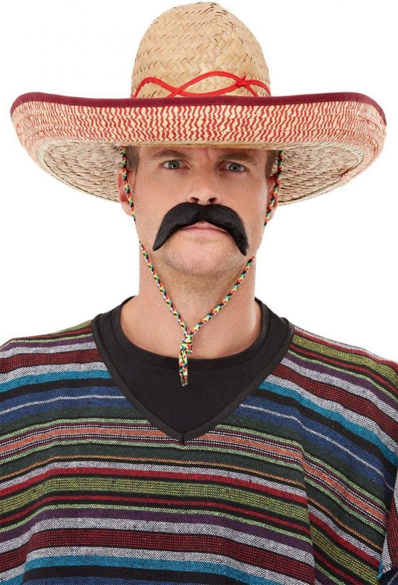 Sombrero Straw Coloured Extra Large