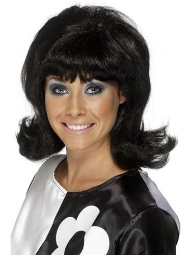 60's Lady Black Flick Up