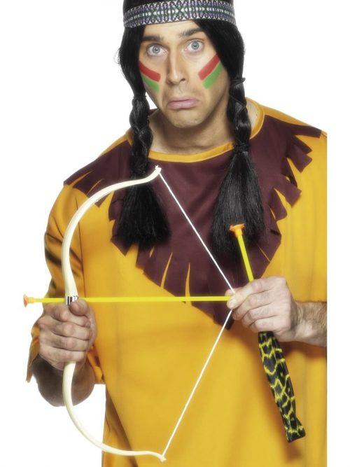 Indian Bow & Arrow