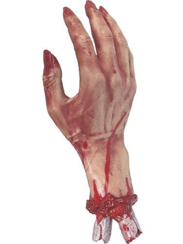 Severed Gory Hand
