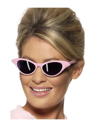 Pink Rock n Roll Sunglasses