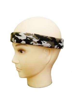 Army Camouflage Sweatband