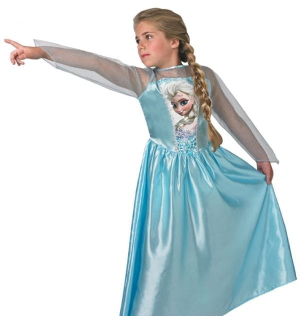Disney's Frozen Elsa Tween Children's Fancy Dress Costume