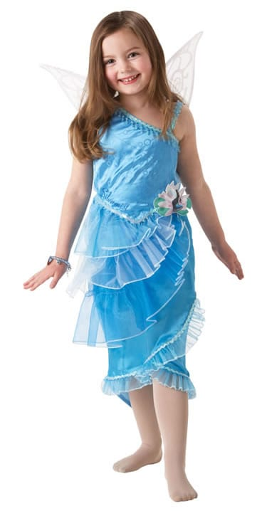 Disney's Fairies Silvermist Children's Fancy Dress Costume