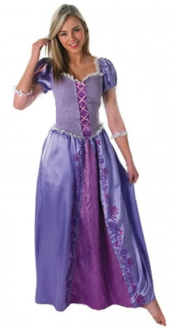 Disney's Rapunzel Ladies Fancy Dress Costume