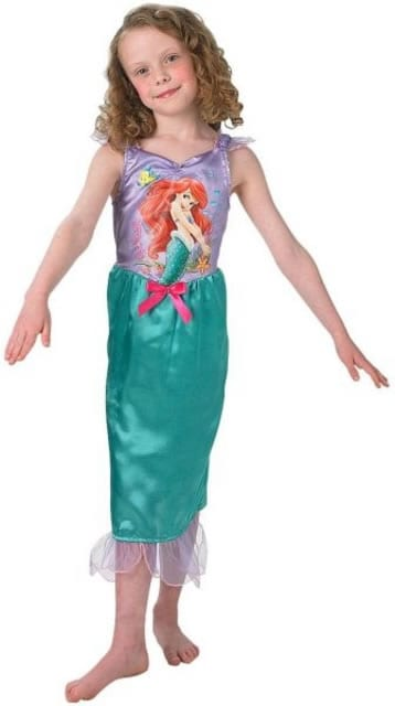 Disney's Storytime Ariel Classic Children'S Fancy Dress Costume