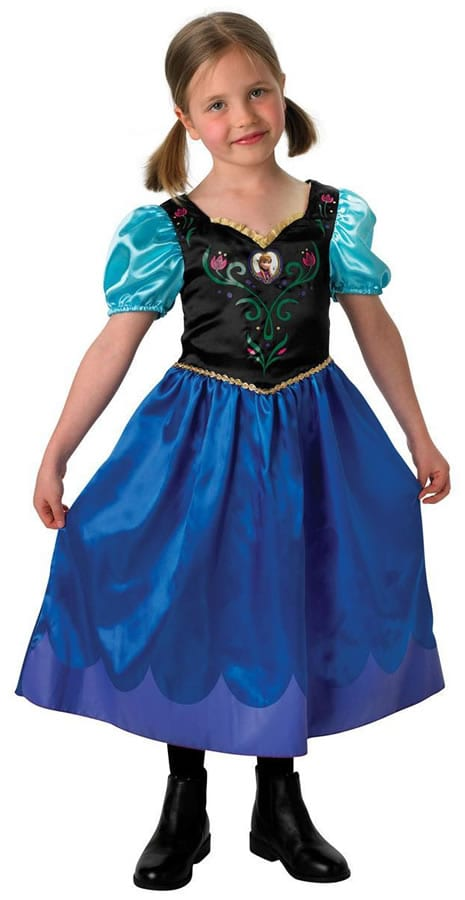 Disney's Frozen Anna Classic Childrens' Fancy Dress Costume