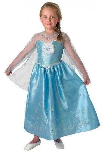 Disney's Frozen Elsa Deluxe Children's Fancy Dress Costume